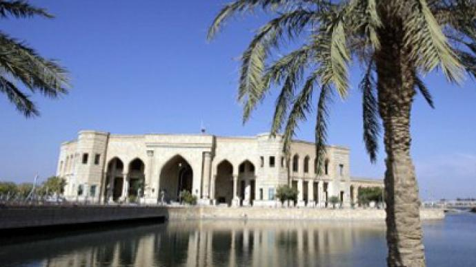Pentagon lost $100 million in Saddam's palace