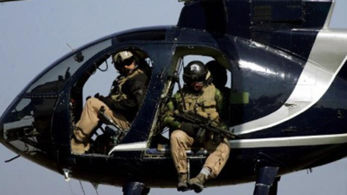 Pentagon outsources War on Drugs to Blackwater