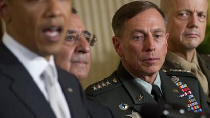 Pain in the brass: Petraeus joins sullied trinity of fallen generals (Op-Ed)