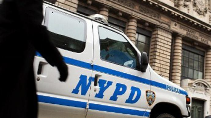 NYPD goes after OWS protester's tweet