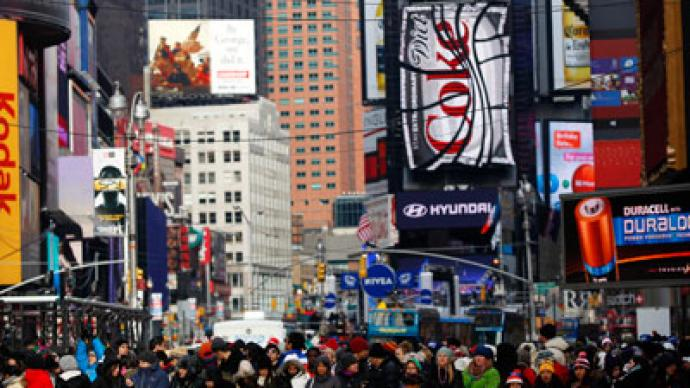 Police tighten security in Times Square considering it possible terrorist target