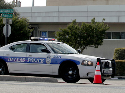 Texas cops destroy video evidence of colleague killing unarmed man