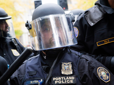 Portland couple suing police over late-night humiliation, rights violations