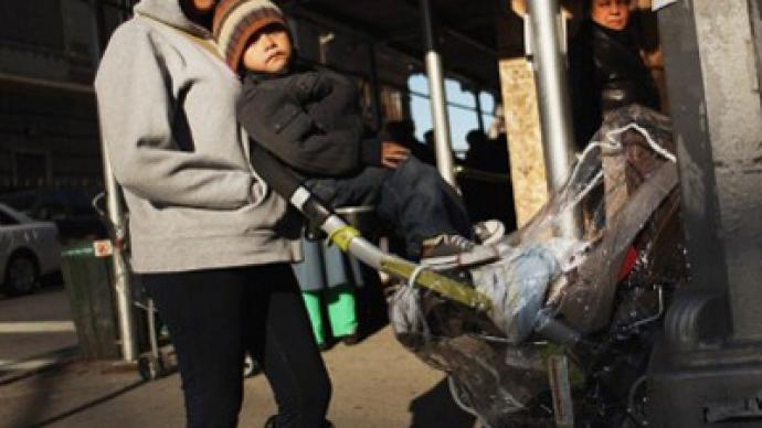 Poverty pulverizes school-age demographic