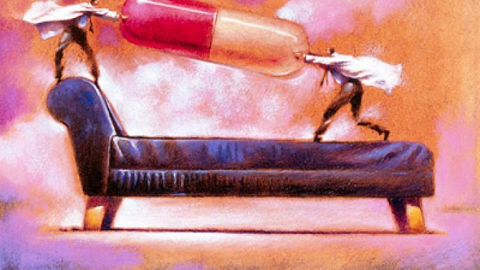 Overmedicated Americans go violent