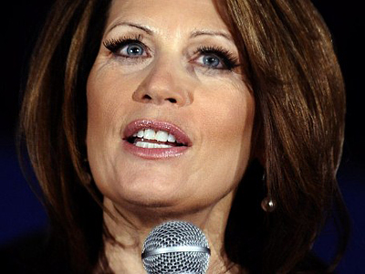 Bachmann didn't like being Swiss - rejects citizenship two days later