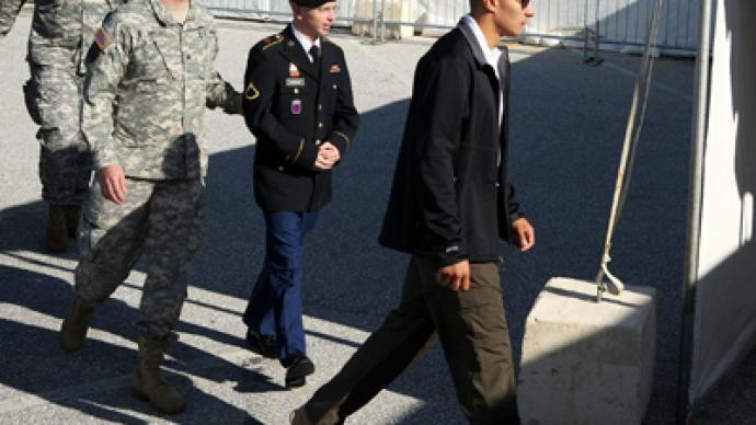 Bradley Manning's lawyer demands 7 years cut from sentence  due to mistreatment at Quantico