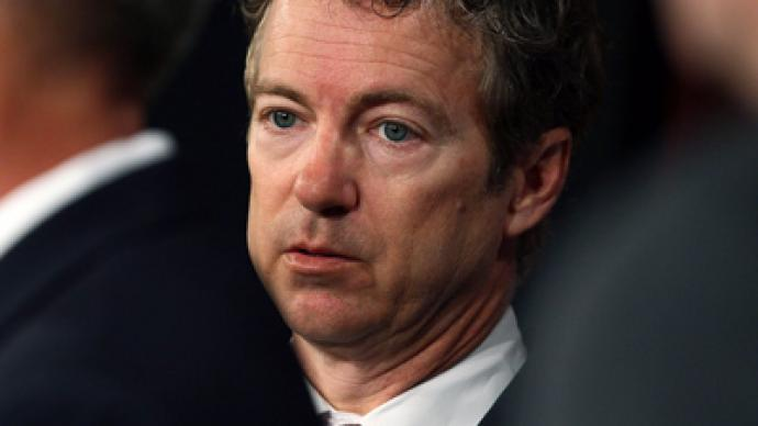 Rand Paul takes on drone surveillance