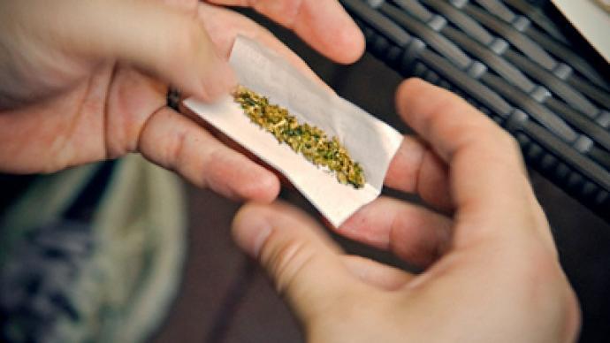 Report: Drug war failed, legalize Marijuana