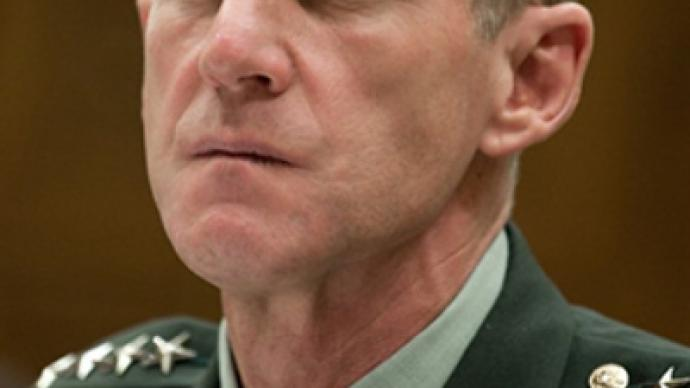 Report: Gen. McChrystal Submits Resignation
