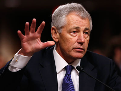 US in jeopardy? Republicans block Hagel's appointment as Defense Sec