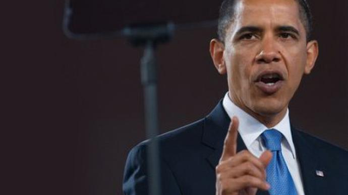 Republicans target Obama teleprompter funds