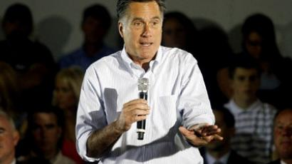 Mitt Romney arrested for disorderly conduct