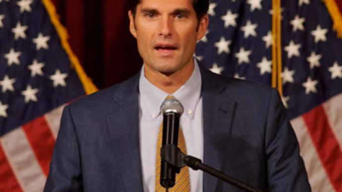 Just business? Romney son visits 'No. 1 geopolitical foe' - report