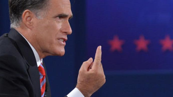 'Romney stressing military solutions to Middle East'