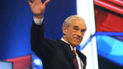 Ron Paul and Romney deny plot to oust Santorum