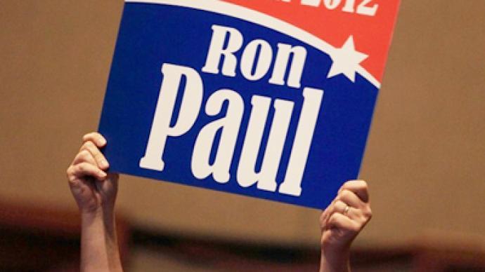 Ron Paul jumps into 2012 race