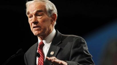 Ron Paul jumps into 2012 race
