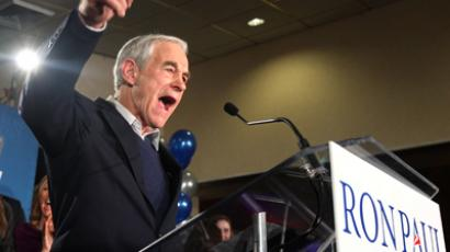 'It will lead to war' - Ron Paul fights to end military aid for Israel