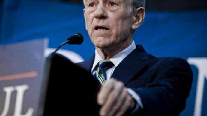 Ron Paul rocks UC Berkeley