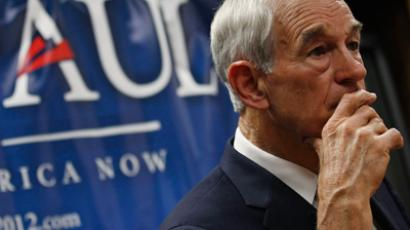 Ron Paul scares GOP establishment in Iowa