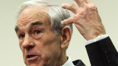 Ron Paul wins Twitter election