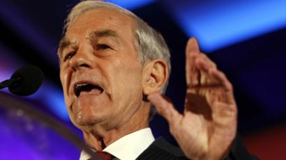 Ron Paul wins CPAC Poll