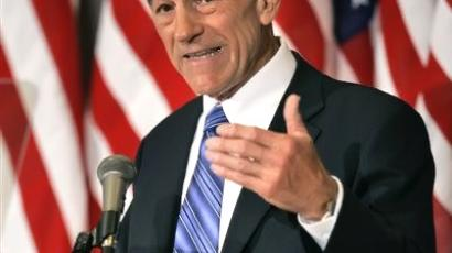 Ron Paul to announce Presidential bid plans next month