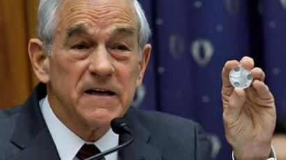 Ron Paul fights the Fed in new video game