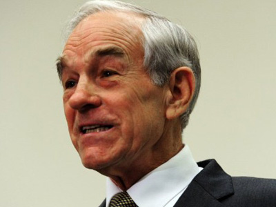 Ron Paul vs Gingrich and The Donald