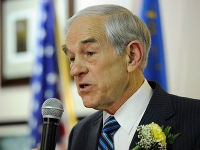 Ron Paul: 'Last man standing for lost liberties'