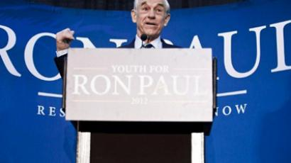 Assange: 'I am a big admirer of Ron Paul'