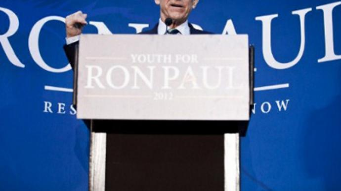 Ron Paul says he'd protect Bradley Manning and other whistleblowers
