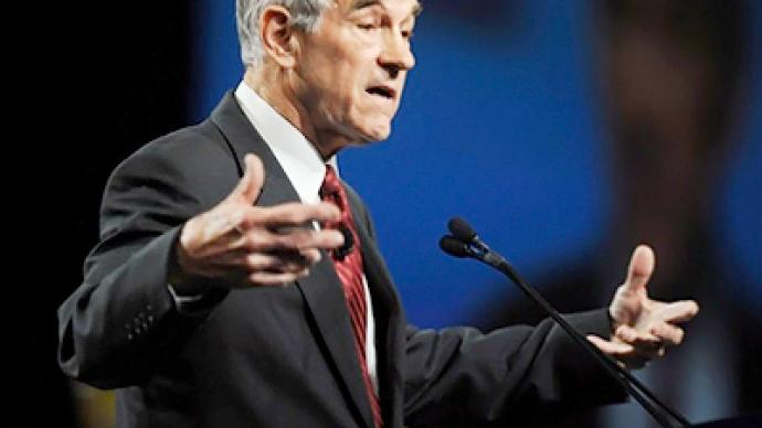 Ron Paul to enter 2012 race