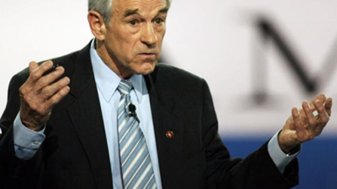 Ron Paul revolution lives on!