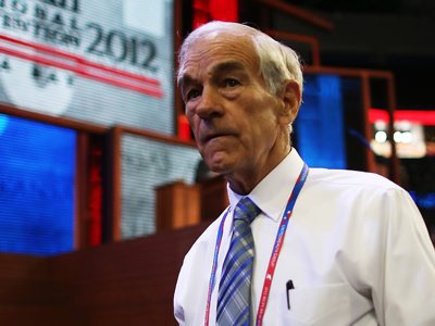 Ron Paul: America has already gone over the fiscal cliff