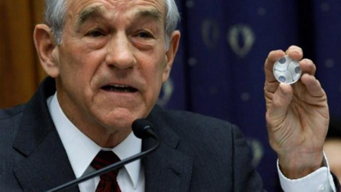"Ron Paul slams ""counterfeit"" conservatives"