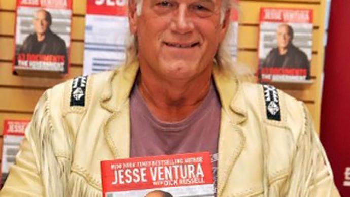 Ron Paul's running mate: Jesse Ventura?