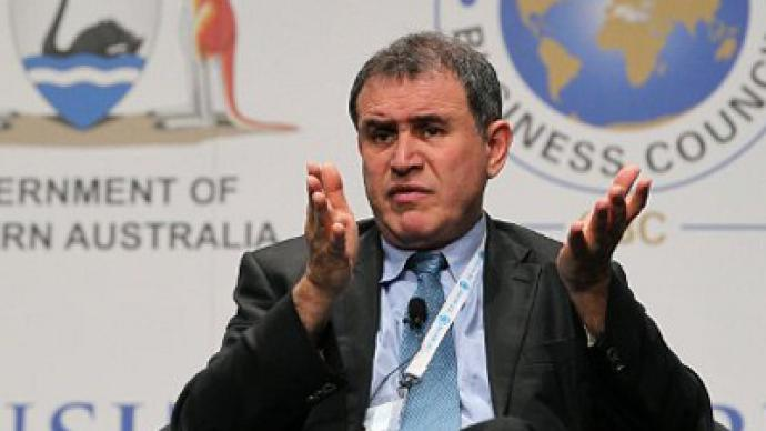 Roubini warns of catastrophe for Goldman Sachs