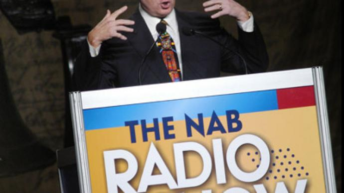 Rush Limbaugh blames Obama for Hurricane Isaac
