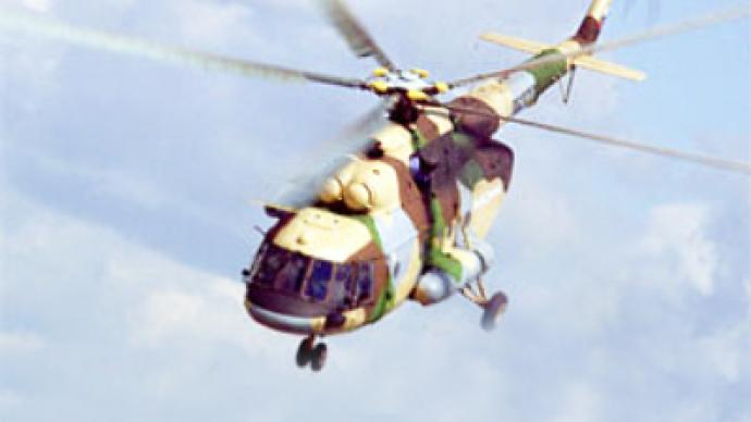 Russia to sell helicopters to Iraq