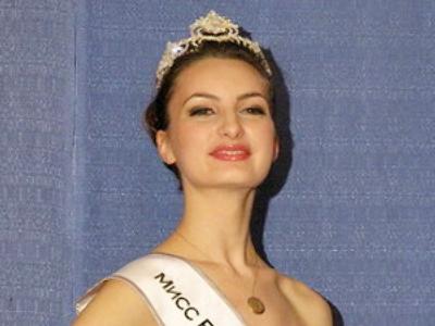 Russian beauty wins American pageant