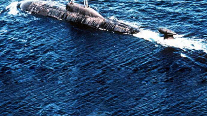 Russian nuclear sub given shelter near Florida during Sandy