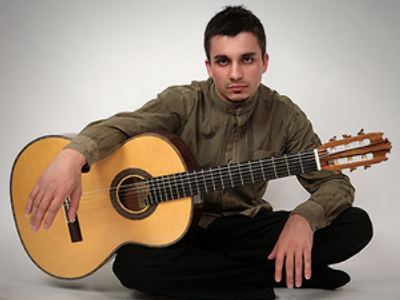 """Russian """"Tsar of the Guitar"""" wins international competition"""