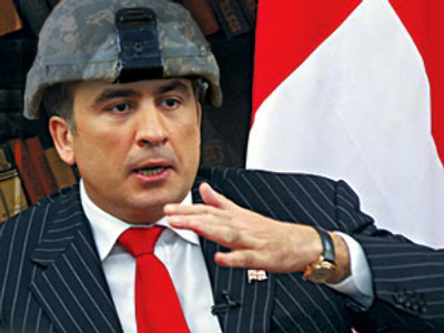 `Saakashvili to welcome US military bases`