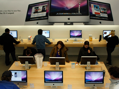 No more green Apples: San Francisco ditches Mac products