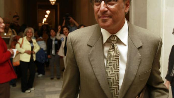 San Francisco sheriff reinstated despite domestic violence conviction