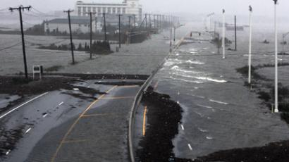 Venice Aires? Argentina capital submerged as storms leave at least 8 dead