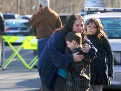 Copycat shooters on a rise after Connecticut rampage
