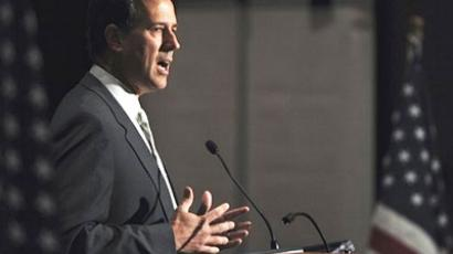 Santorum inspires porn stars to launch masturbation campaign